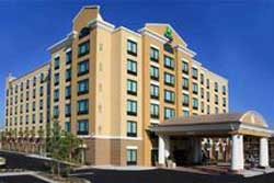 Orlando pet friendly hotel - St. Johns Suites